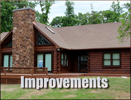 Log Home Improvement  Athens County, Ohio
