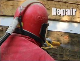 Log Home Repair  Athens County, Ohio